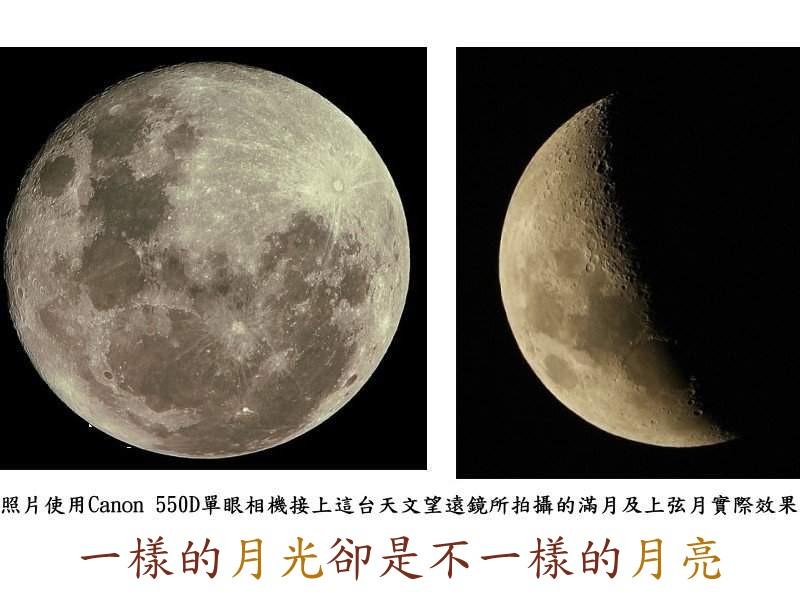 天文望远镜规格